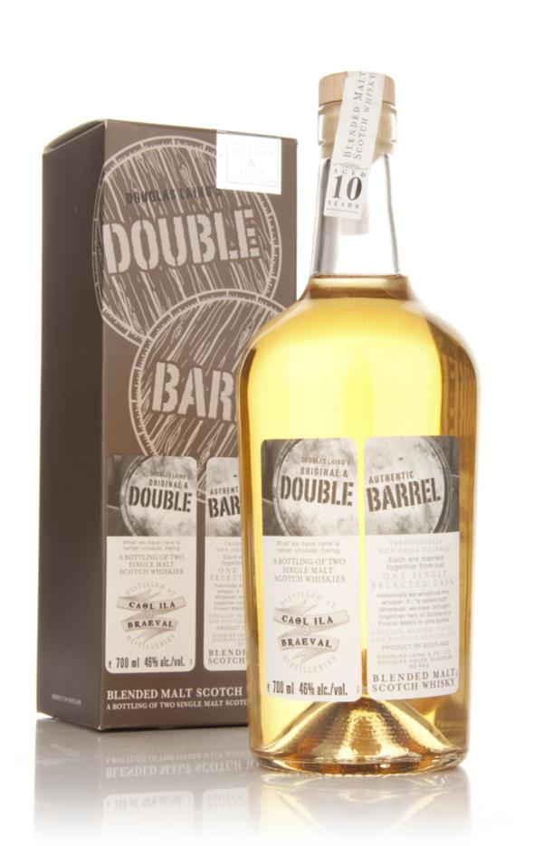 Caol Ila & Braeval - Double Barrel (Douglas Laing) Blended Malt Whisky