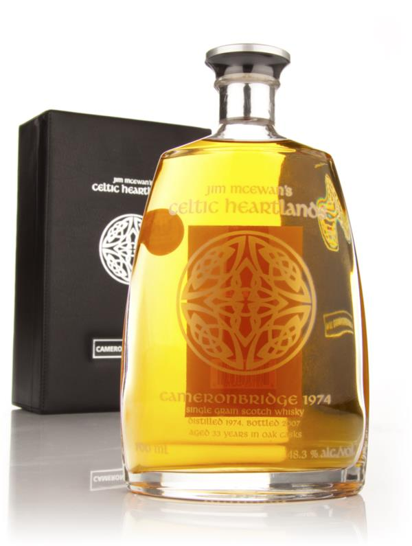 Cameronbridge 33 Year Old 1974 (Jim McEwans Celtic Heartlands) Single Malt Whisky