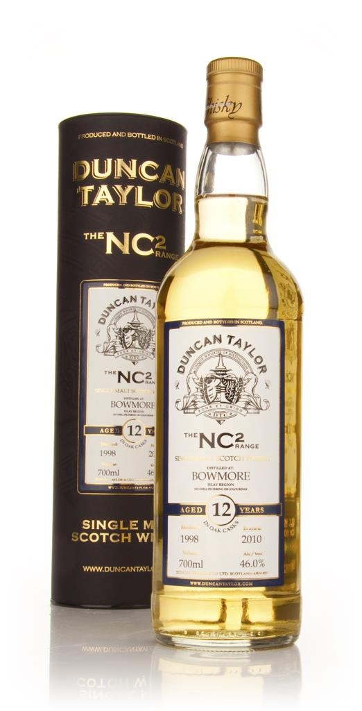 Bowmore 12 Year Old 1998 - NC2 (Duncan Taylor) Single Malt Whisky