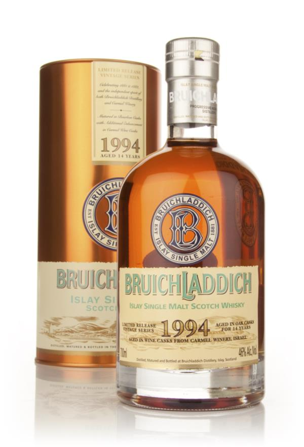 Bruichladdich 14 Year Old 1994 Kosher Wine Finish Single Malt Whisky