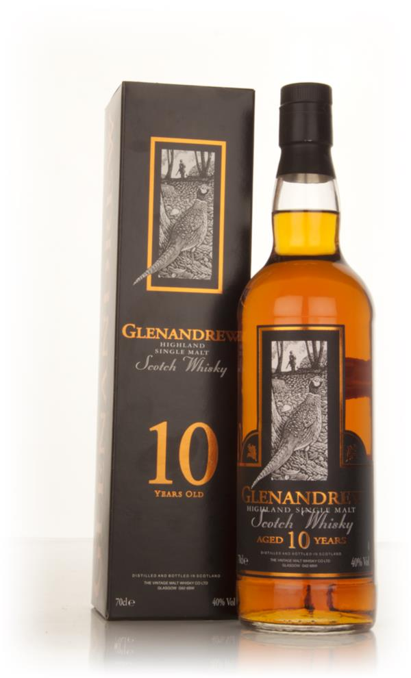 Glenandrew 10 Year Old Single Malt Whisky