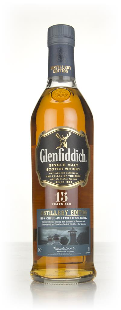 Glenfiddich 15 Year Old Distillery Edition Single Malt Whisky