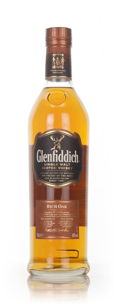Glenfiddich Rich Oak Single Malt Whisky