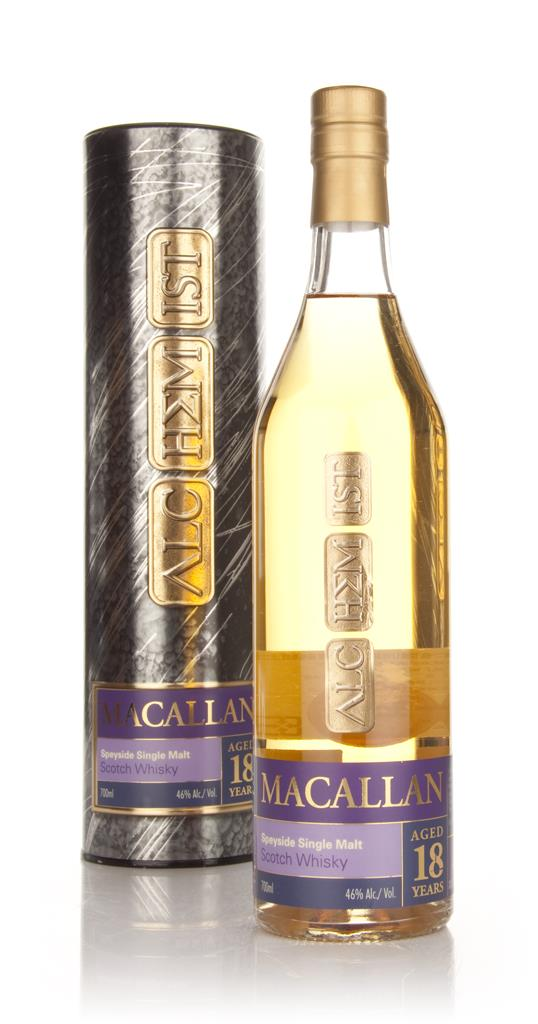 Macallan 18 Year Old (Alchemist) Single Malt Whisky