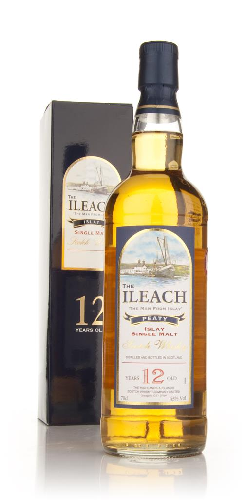 The Ileach 12 Year Old Single Malt Whisky