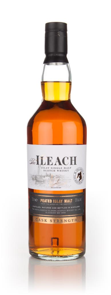 The Ileach Cask Strength Single Malt Whisky