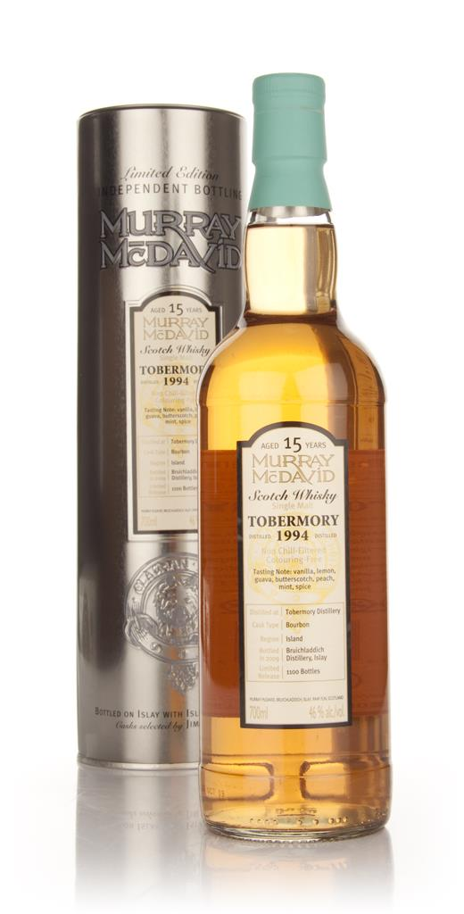 Tobermory 15 Year Old 1994 (Murray McDavid) Single Malt Whisky