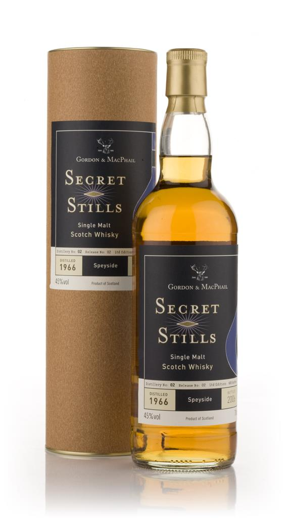Secret Stills No. 2.2 Speyside 1966 Single Malt Whisky