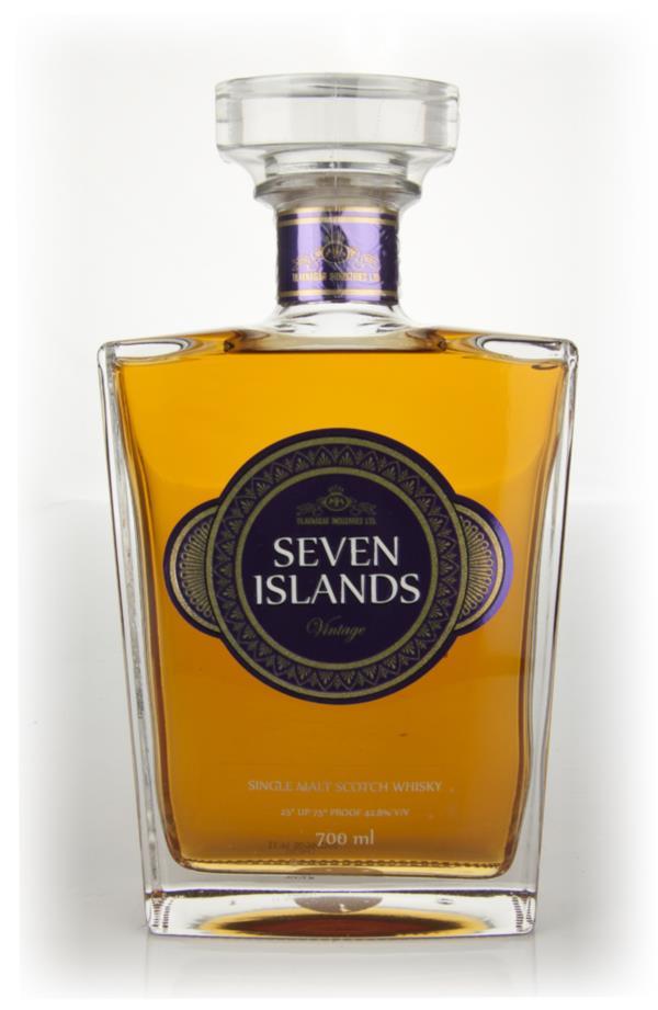 Seven Islands Single Malt Whisky