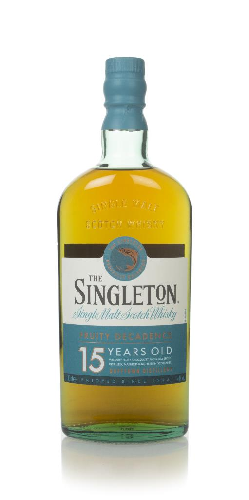 Singleton of Dufftown 15 Year Old Single Malt Whisky
