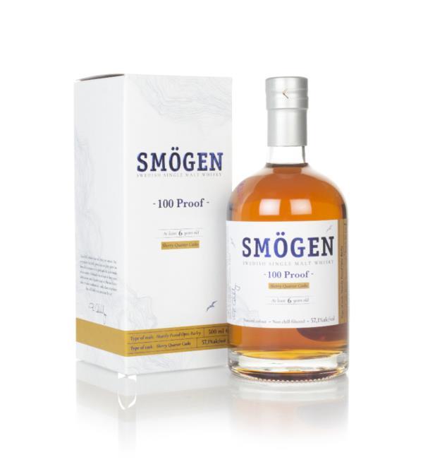 Smogen 6 Year Old 100 Proof 3cl Sample Single Malt Whisky
