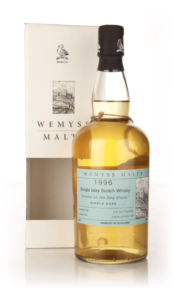 Smoke on the Sea Shore 1996 (Wemyss Malts) Single Malt Whisky
