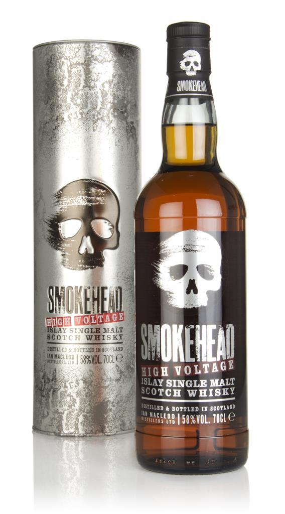Smokehead High Voltage Single Malt Whisky