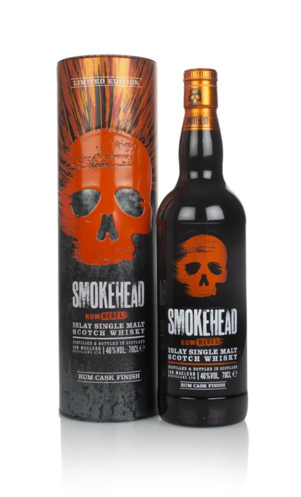 Smokehead Rum Rebel Single Malt Whisky