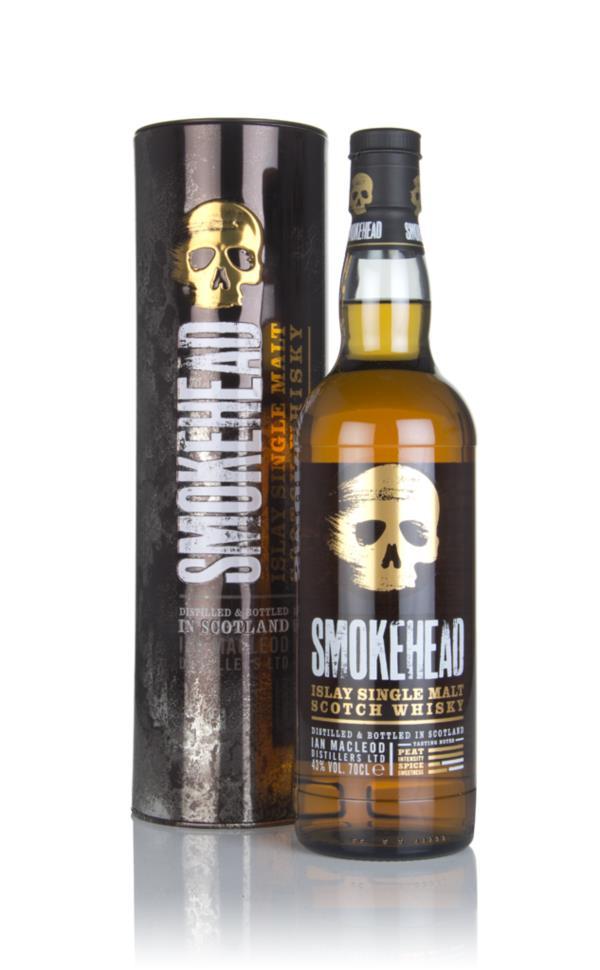Smokehead Single Malt Whisky