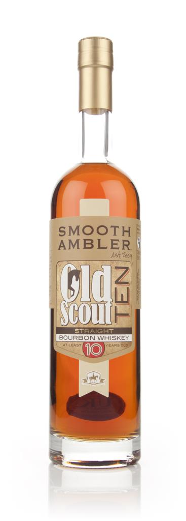 Smooth Ambler Old Scout 10 Year Old Bourbon Whiskey