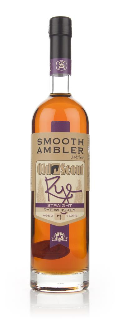 Smooth Ambler Old Scout 7 Year Old Rye Whiskey