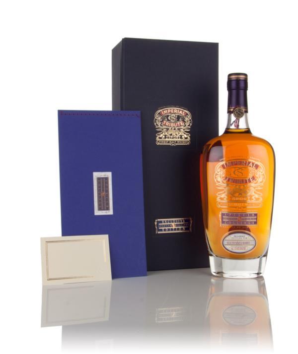 Imperial Tribute Whisky 3cl Sample Blended Malt Whisky