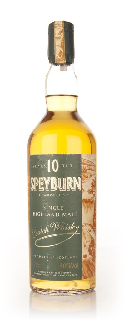 Speyburn 10 Year Old (Rare) Single Malt Whisky