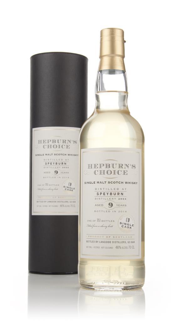 Speyburn 9 Year Old 2004 - Hepburn's Choice (Langside) Single Malt Whisky