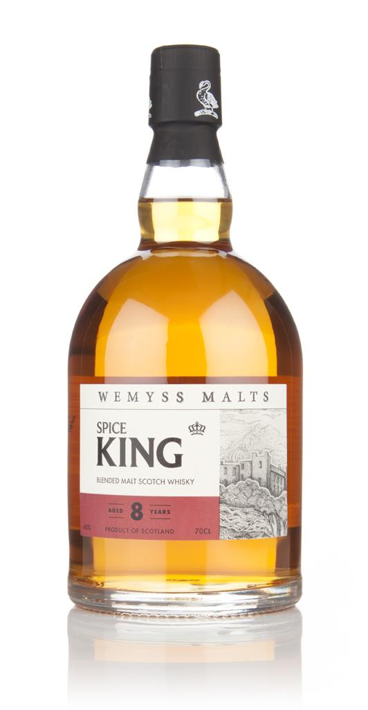 Spice King 8 Year Old (Wemyss Malts) Blended Whisky