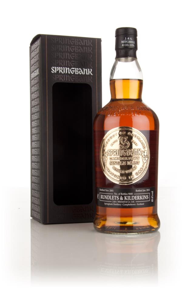 Springbank Rundlets and Kilderkins Single Malt Whisky