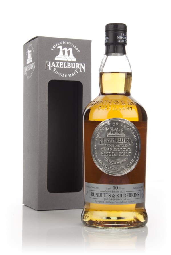 Hazelburn 10 Year Old 2003 - Rundlets & Kilderkins Single Malt Whisky