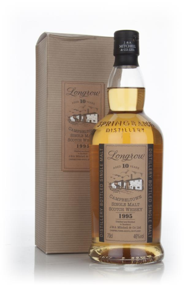 Longrow 10 Year Old 1995 (Auction Item) Single Malt Whisky