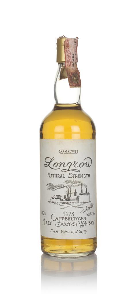 Longrow 1973 - Natural Strength (Samaroli) Single Malt Whisky