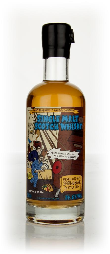 Springbank Batch 1 (That Boutique-y Whisky Company) Single Malt Whisky