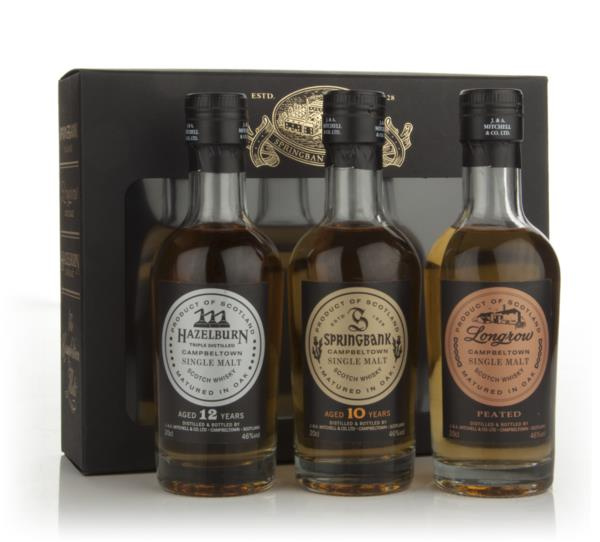 The Campbeltown Malts Gift Pack Single Malt Whisky