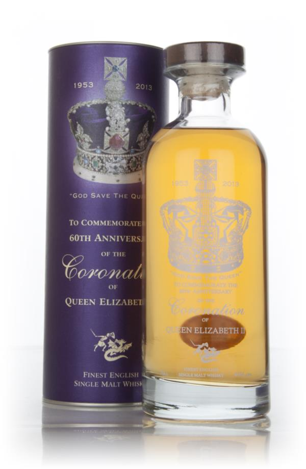 St. Georges God Save The Queen - 60th Anniversary of the Coronation o Single Malt Whisky