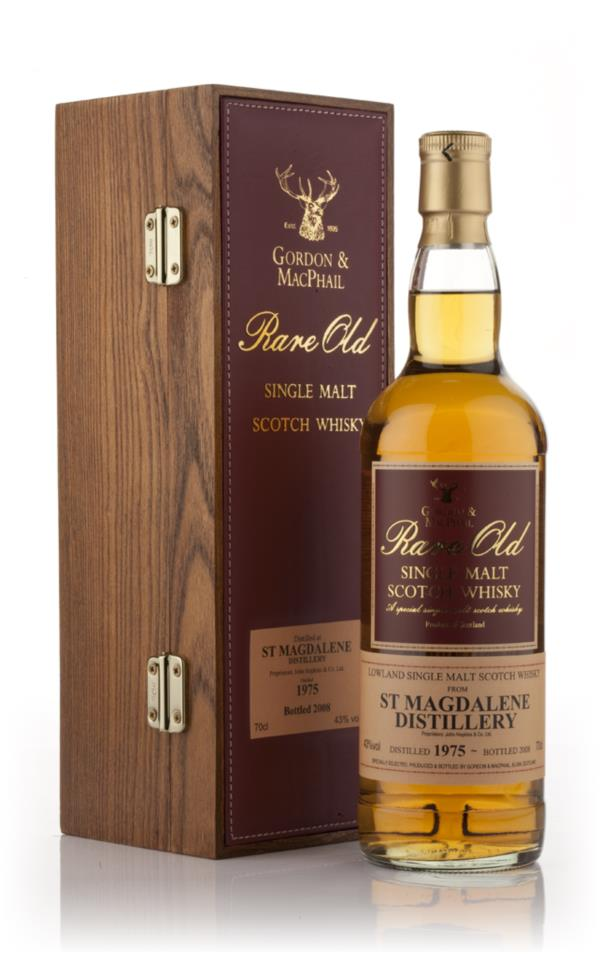 St Magdalene 1975 - Rare Old (Gordon and MacPhail) Single Malt Whisky