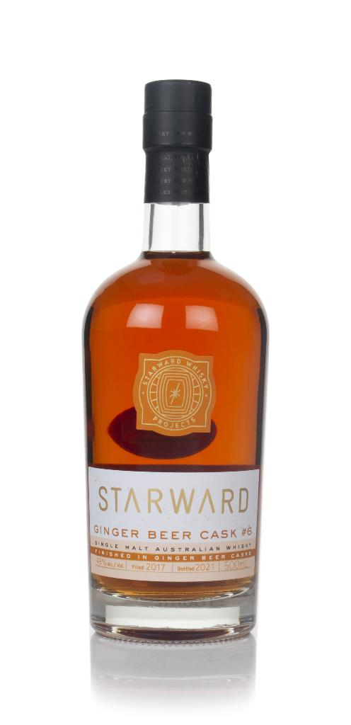 Starward Projects - Ginger Beer Cask #6 Single Malt Whisky