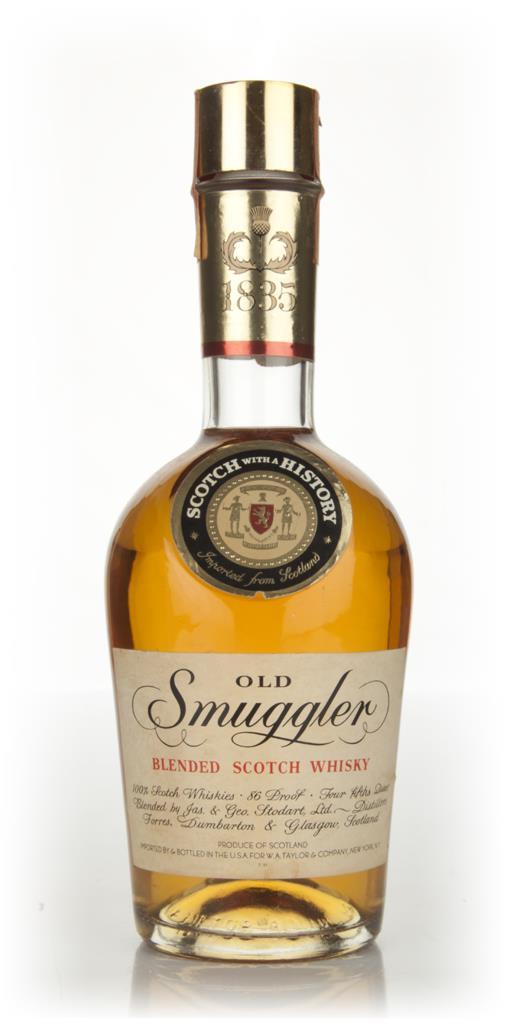 Old Smuggler  - 1970s Blended Whisky