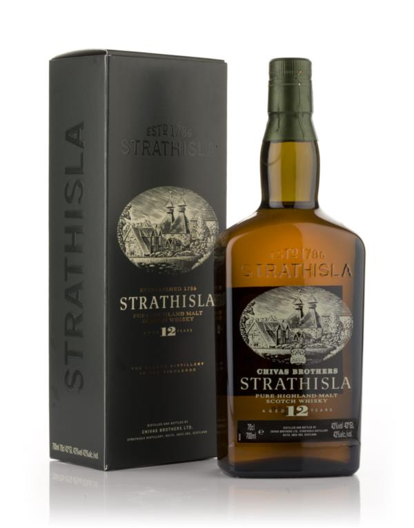 Strathisla 12 Year Old (Old Bottling) Single Malt Whisky