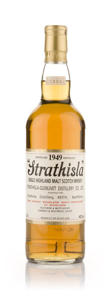 Strathisla 1949 (Gordon and MacPhail) Single Malt Whisky