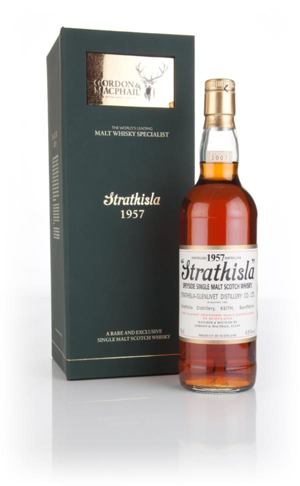 Strathisla 1957 (Gordon and MacPhail) Single Malt Whisky
