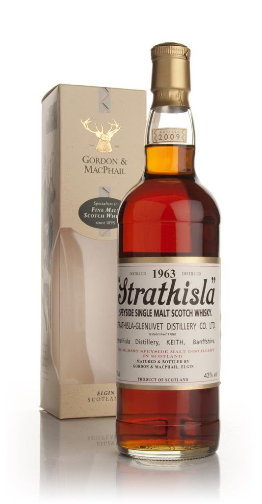 Strathisla 1963 (Gordon and MacPhail) 43% Single Malt