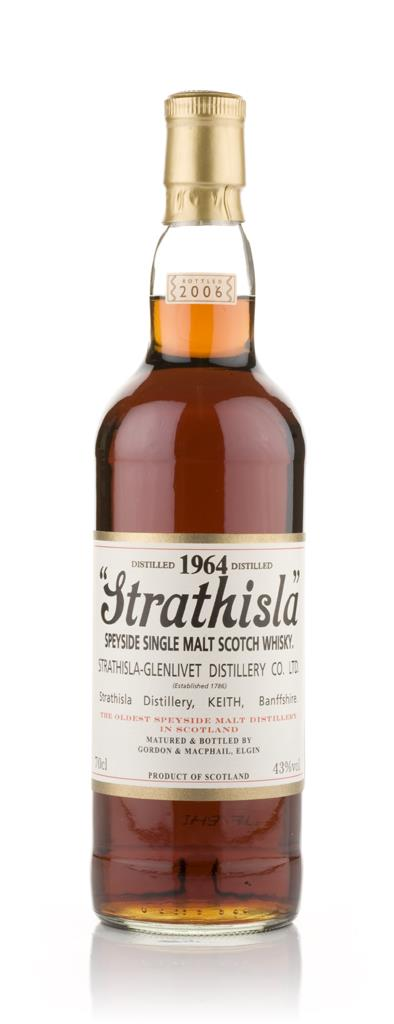 Strathisla 1964 (Gordon and MacPhail) Single Malt Whisky