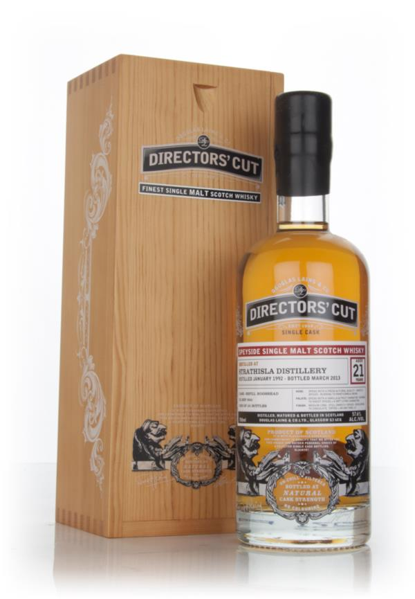 Strathisla 21 Year Old 1992 (cask 9541) - Directors Cut (Douglas Laing Single Malt Whisky