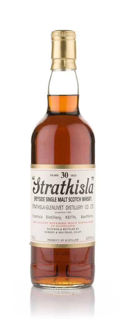 Strathisla 30 Year Old Gordon and MacPhail Single Malt Whisky