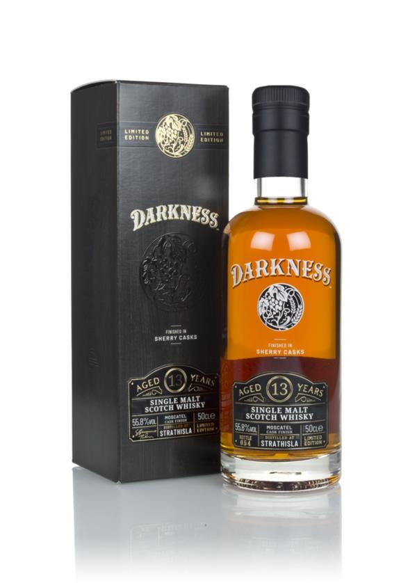 Strathisla 13 Year Old Moscatel Cask Finish (Darkness) Single Malt Whisky