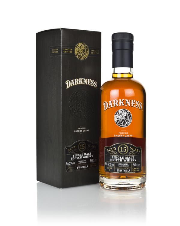 Strathisla 15 Year Old Moscatel Cask Finish (Darkness) Single Malt Whisky