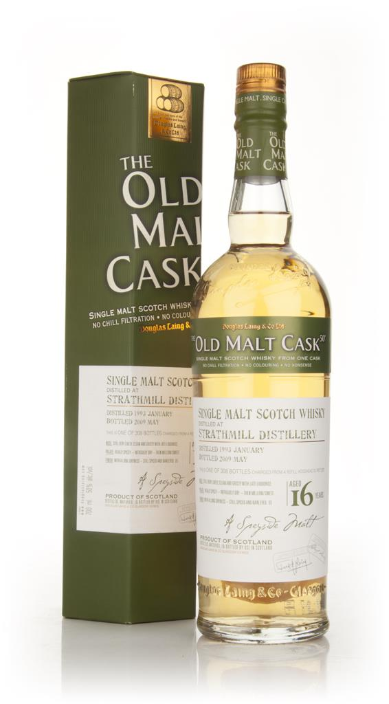 Strathmill 16 Year Old 1993 - Old Malt Cask (Douglas Laing) Single Malt Whisky