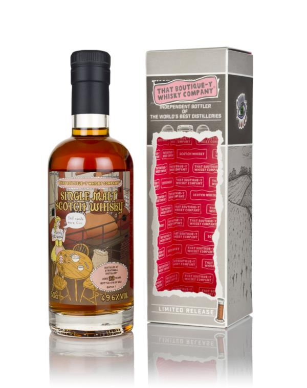 Strathmill 22 Year Old (That Boutique-y Whisky Company) Single Malt Whisky