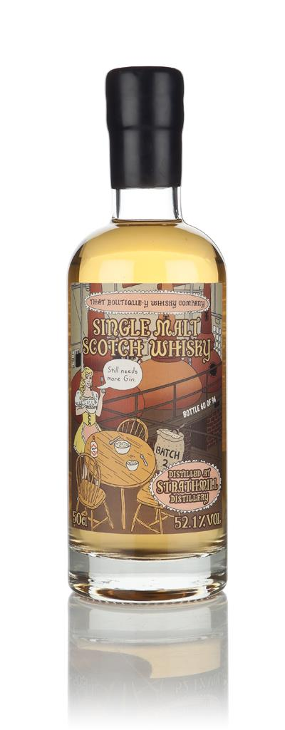 Strathmill - Batch 2 (That Boutique-y Whisky Company) 3cl Sample Single Malt Whisky