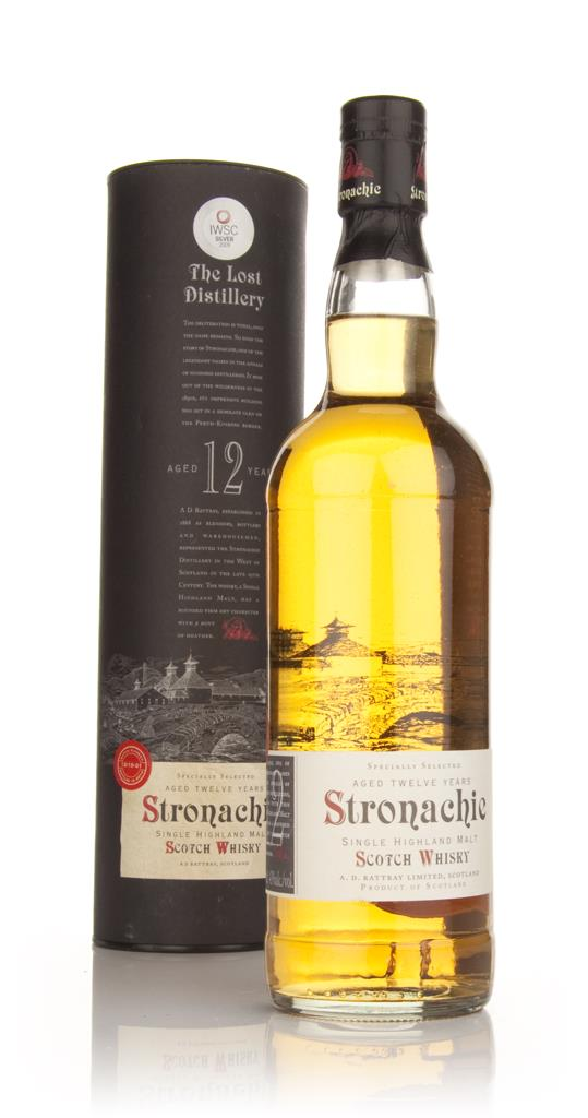 Stronachie 12 Year Old Single Malt