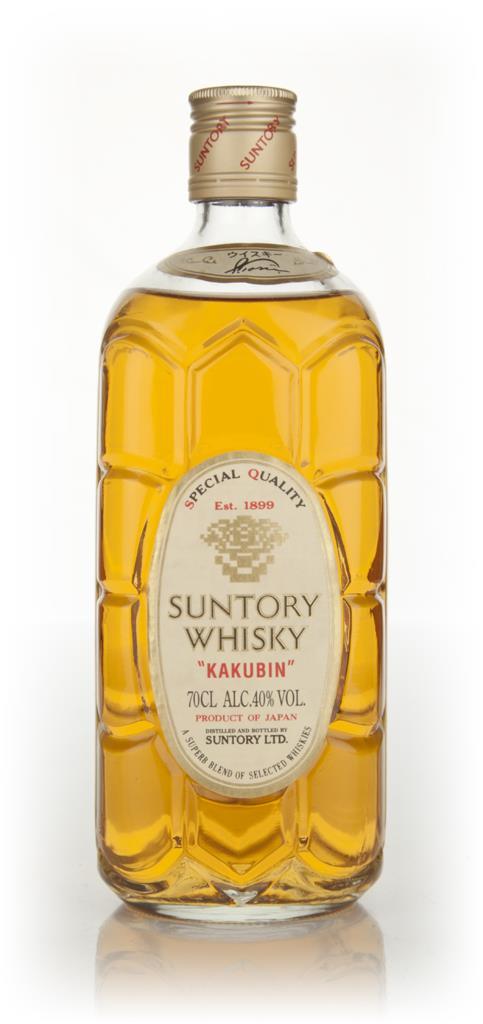 Suntory Kakubin Whisky - 1980s Blended Whisky