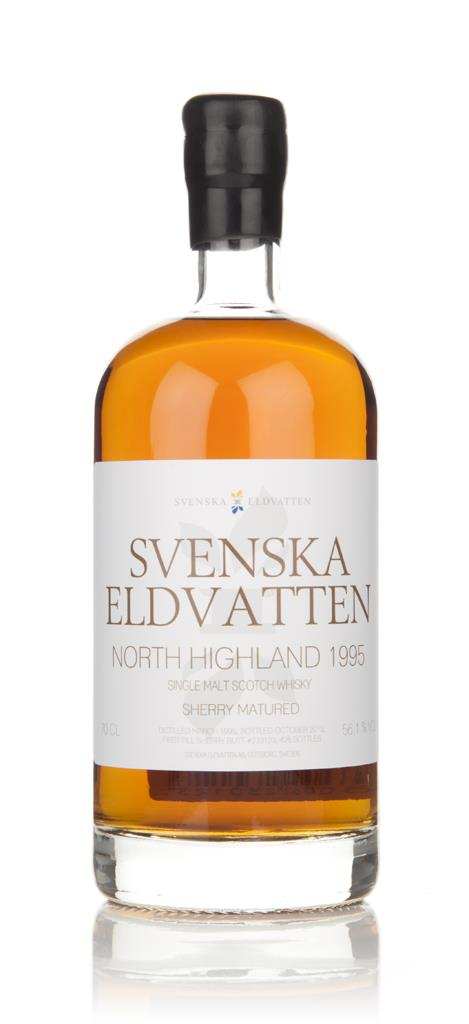 Svenska Eldvatten North Highland 1995 (cask 233123) Single Malt Scotch Single Malt Whisky